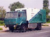 广环牌GH5160ZLJ型自卸式垃圾车