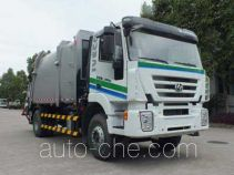 Guanghuan GH5165ZYS garbage compactor truck