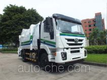 广环牌GH5167ZYS型压缩式垃圾车