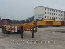 Qilu Hongguan GHG9400TJZE container transport trailer