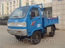 Ganjiang GJ1410D3 low-speed dump truck