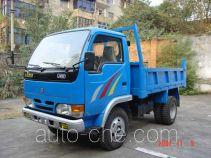 赣江牌GJ4010D1型自卸低速货车
