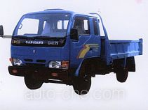 Ganjiang GJ4015PD low-speed dump truck