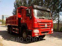 斯派菲勒牌GJC3251ZX型自卸汽车