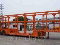 Guangzheng GJC9161TCL vehicle transport trailer
