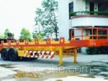 Guangzheng GJC9230TPY bottled gas transport trailer