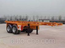 Sipai Feile GJC9350TJZ container transport trailer