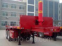 Sipai Feile GJC9350ZZXP flatbed dump trailer