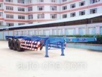 Guangzheng GJC9370TJZG container carrier vehicle