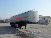 斯派菲勒牌GJC9400GRY型易燃液体罐式运输半挂车