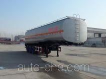 斯派菲勒牌GJC9400GSY型食用油运输半挂车
