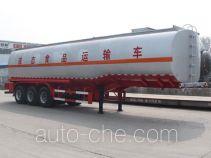 斯派菲勒牌GJC9400GYS型液态食品运输半挂车