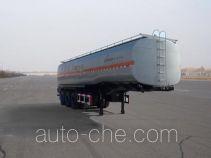 斯派菲勒牌GJC9400GYY型运油半挂车