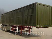 Sipai Feile GJC9400XXY box body van trailer