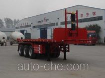 Sipai Feile GJC9400ZZXP flatbed dump trailer