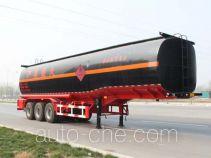 Sipai Feile GJC9401GRY flammable liquid tank trailer