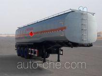 斯派菲勒牌GJC9401GYY型运油半挂车