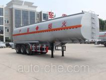 Sipai Feile GJC9403GRY flammable liquid tank trailer