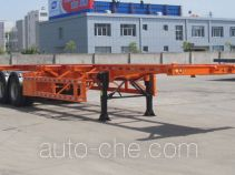 Jiangjun GLJ9401TJZ container transport trailer