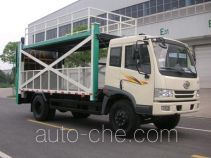 Guanghe GR5100JHQLJ trash containers transport truck