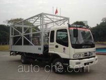 Guanghe GR5120TLJ trash containers transport truck
