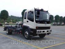 广和牌GR5161ZXY型车厢可卸式压缩垃圾车