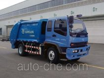 Guanghe GR5165ZYS garbage compactor truck