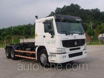 Guanghe GR5252ZXX detachable body garbage truck