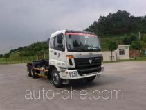 Guanghe GR5254ZXX detachable body garbage truck