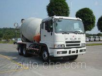 广和牌GR5255GJB型混凝土搅拌运输车