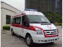广通牌GTQ5035XJH型救护车