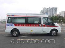 广通牌GTQ5036XJH型救护车