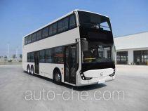 广通牌GTQ6131BEVST3型纯电动双层城市客车