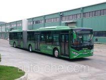Granton GTQ6181BVEBT3 electric articulated city bus