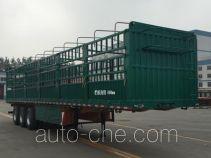 万和德通牌GTW9400CCY型仓栅式运输半挂车