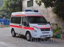 广客牌GTZ5031XJH-M型救护车