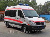 Guangke GTZ5041XJH ambulance