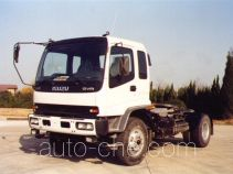 Isuzu GVR34F tractor unit