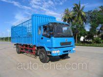 Jianghuan GXQ5080CLXYMB грузовик с решетчатым тент-каркасом