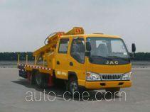 Shaohua GXZ5070TQX машина для ремонта отбойников и заборов
