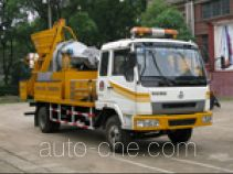 Shaohua GXZ5080TYH pavement maintenance truck