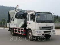 Shaohua GXZ5141TYH pavement maintenance truck
