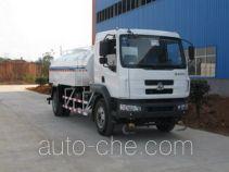 Shaohua GXZ5160GQX street sprinkler truck