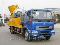 Shaohua GXZ5160TYH pavement maintenance truck