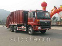Shaohua GXZ5250ZYS мусоровоз с задней загрузкой и уплотнением отходов