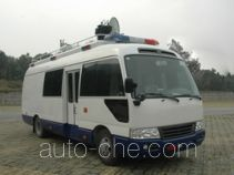 Hangtian GY5052XZH emergency communications command vehicle