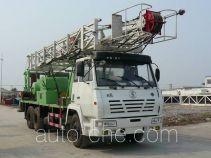 Karuite GYC5220TXJ well-workover rig truck