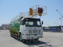 Karuite GYC5250TXJ45Z well-workover rig truck
