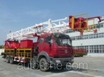 Karuite GYC5310TXJ700DB well-workover rig truck