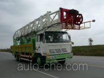 Karuite GYC5320TXJ90Z well-workover rig truck